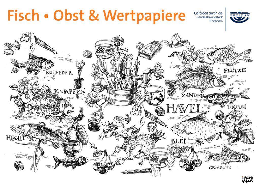 """Sommer-Ferien-Kurs :: """"Fisch, Obst & Wertpapiere"""""""